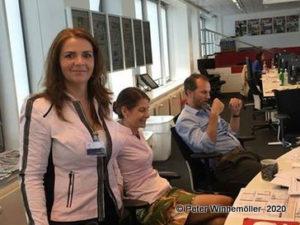 7 Fragen in 7 Minuten – Blattkritik bei der BILD in Berlin